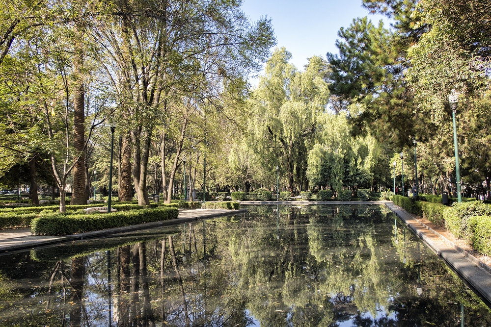Lincoln Park, Mexico City