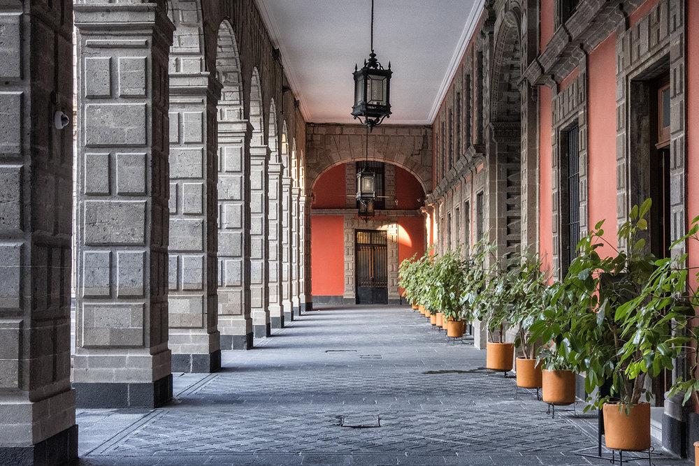 Palacio Nacional, Mexico City