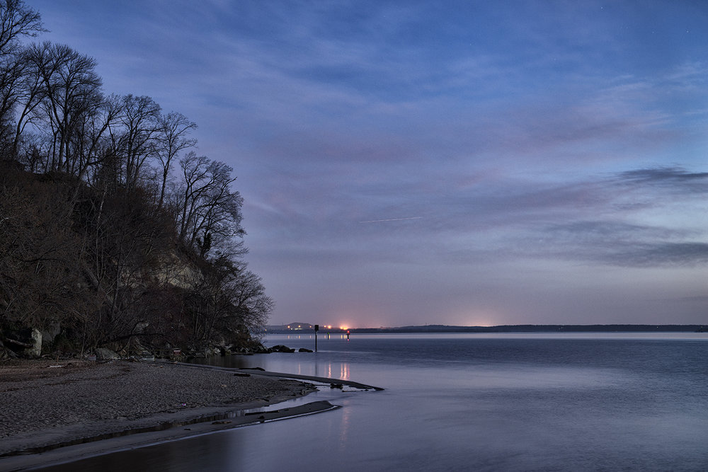Leesylvania State Park, February Morning