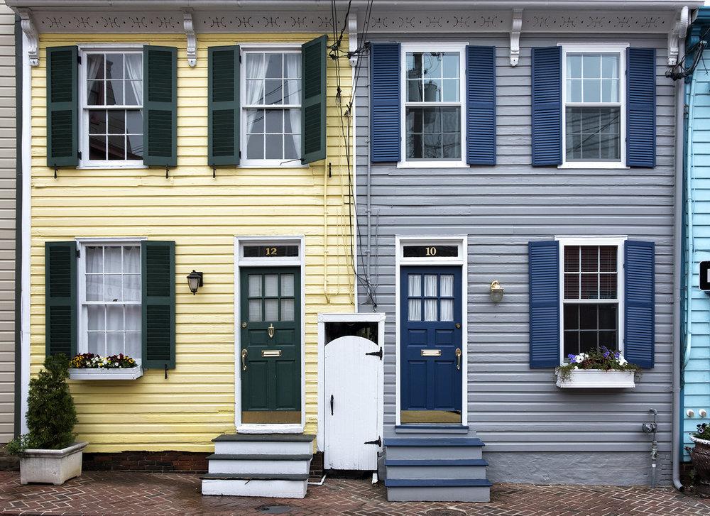 Fleet Street, Annapolis
