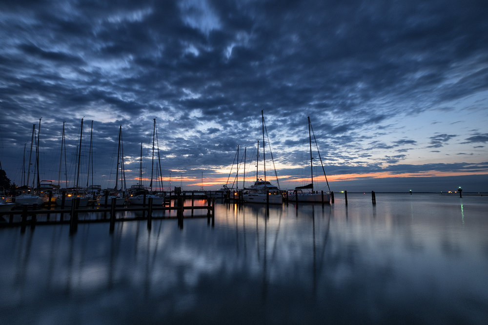 Annapolis, August Morning