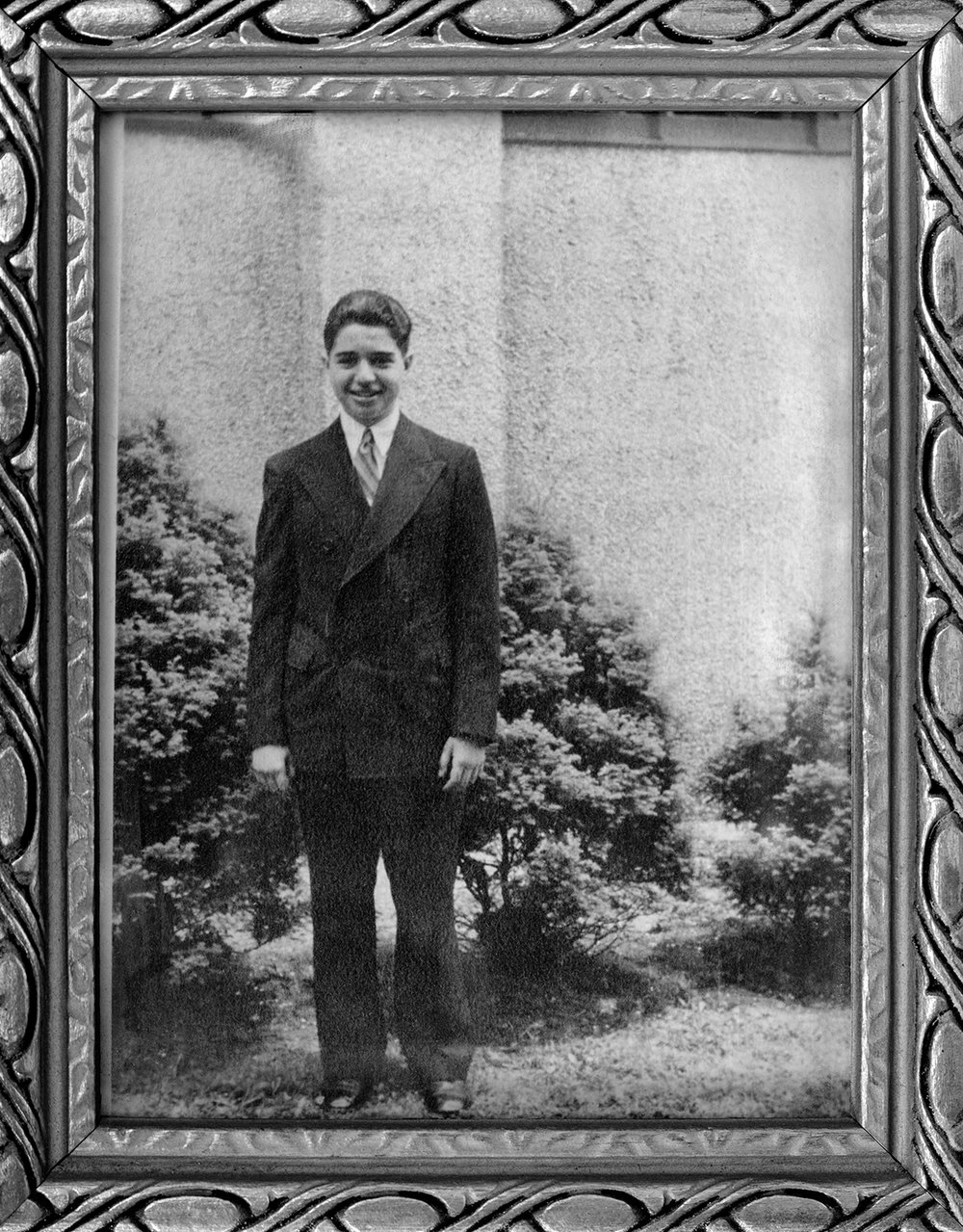 Martin Lazarus Greenberg (died at 19 during WWII)