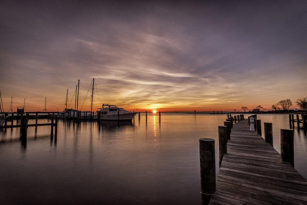 Annapolis, February Morning