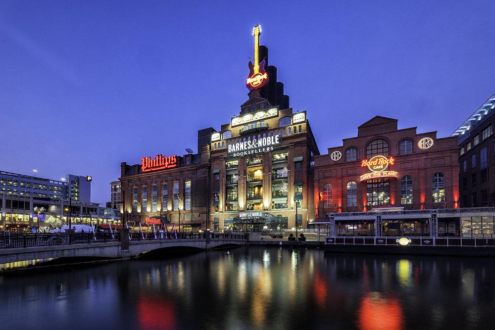 Baltimore Light City