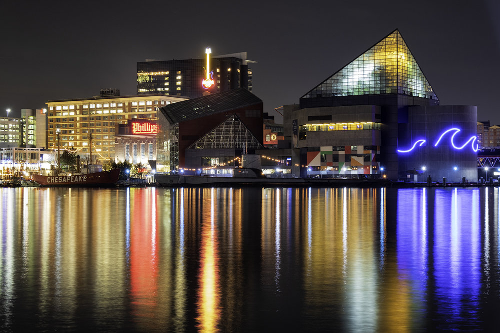 Baltimore Light City