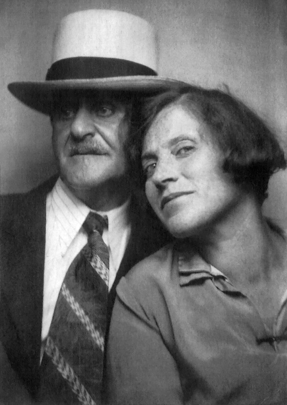 Max and Rebecca Schwartzstein