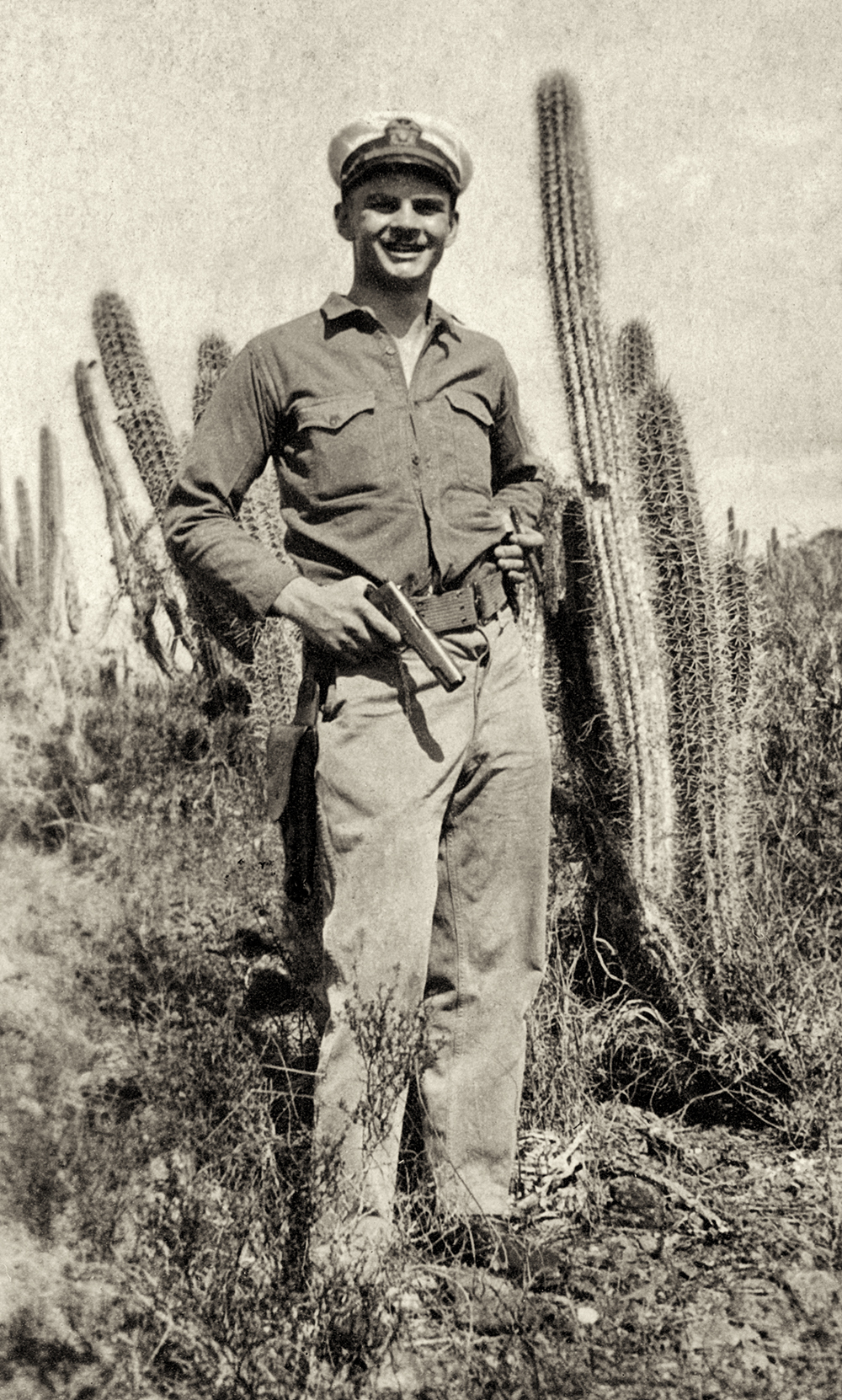 "1919, ""Cacti Harry, or Sure Shot Murphy"""