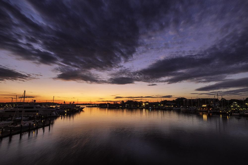 Annapolis, June Morning