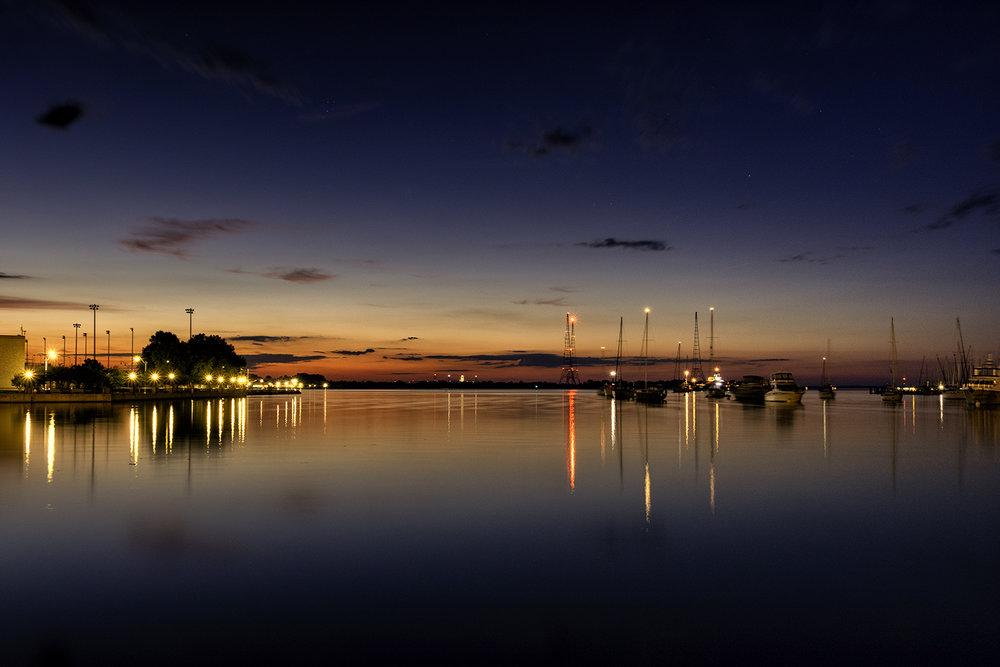 Annapolis, June Sunrise