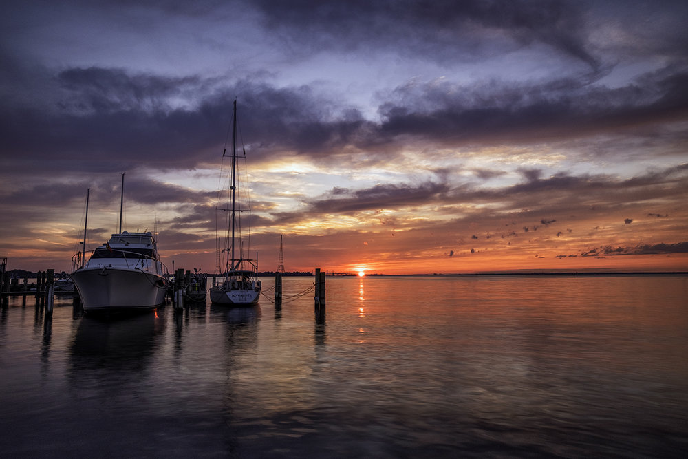 Annapolis, August Sunrise
