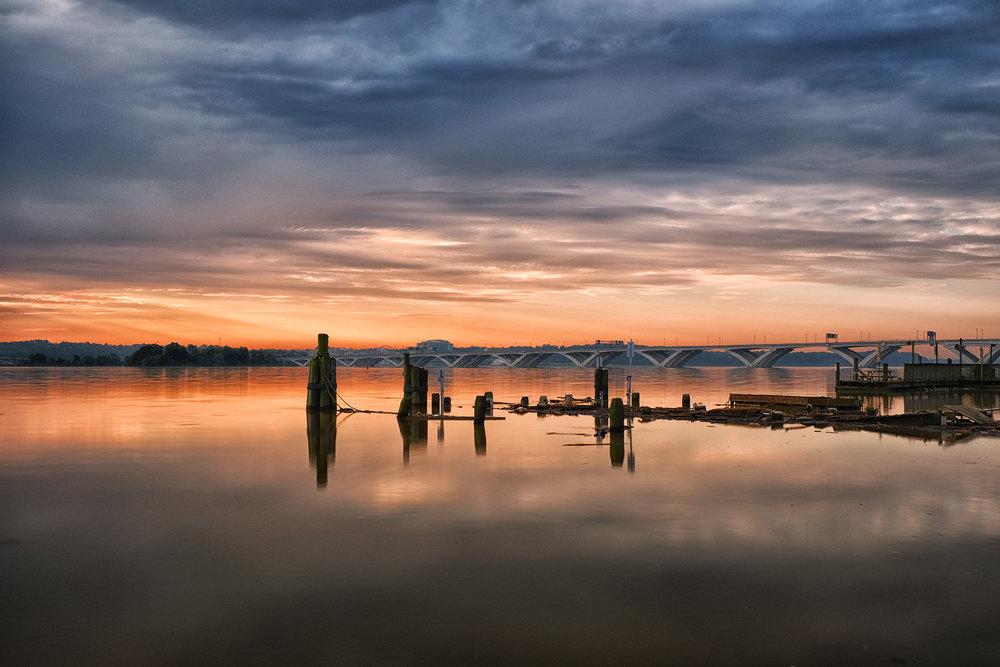 Potomac River, September Morning