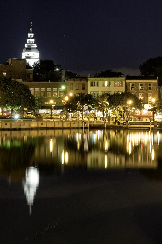 Annapolis, September Morning