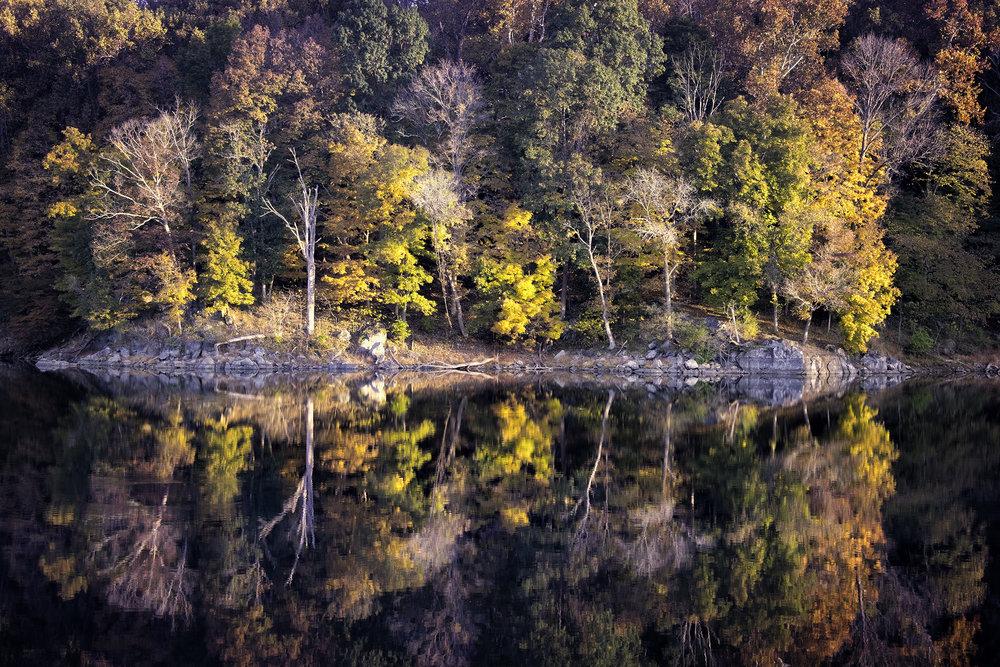 Widewater, November Morning
