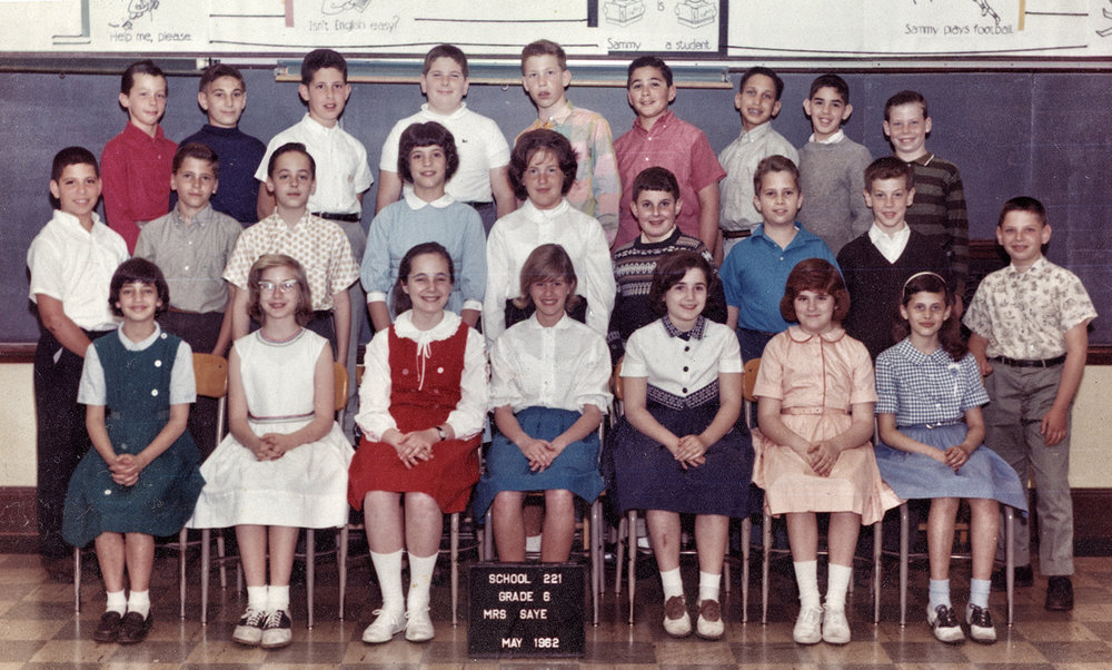 Mt. Washington Elementary sixth grade