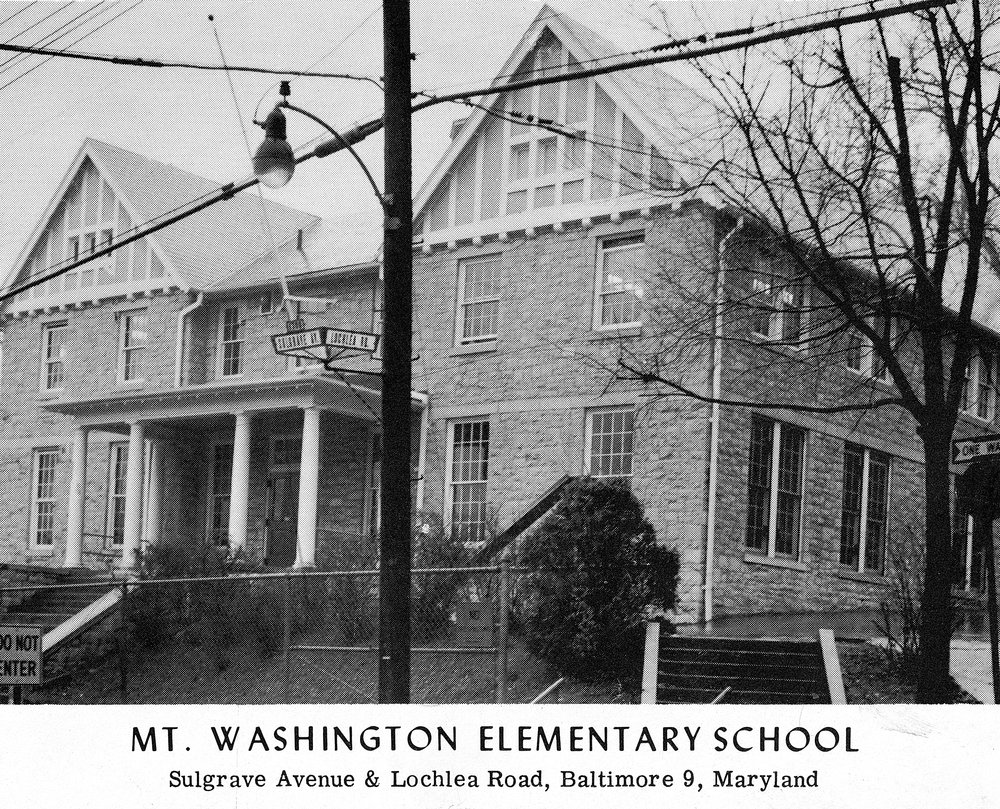 Mt. Washington Elementary School