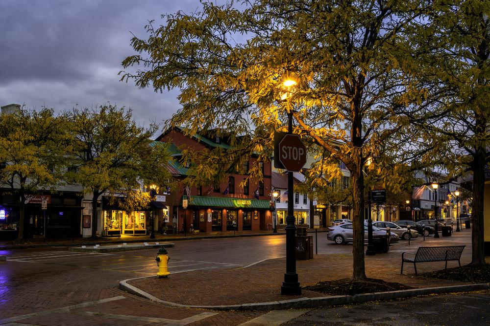 Autumn in Annapolis