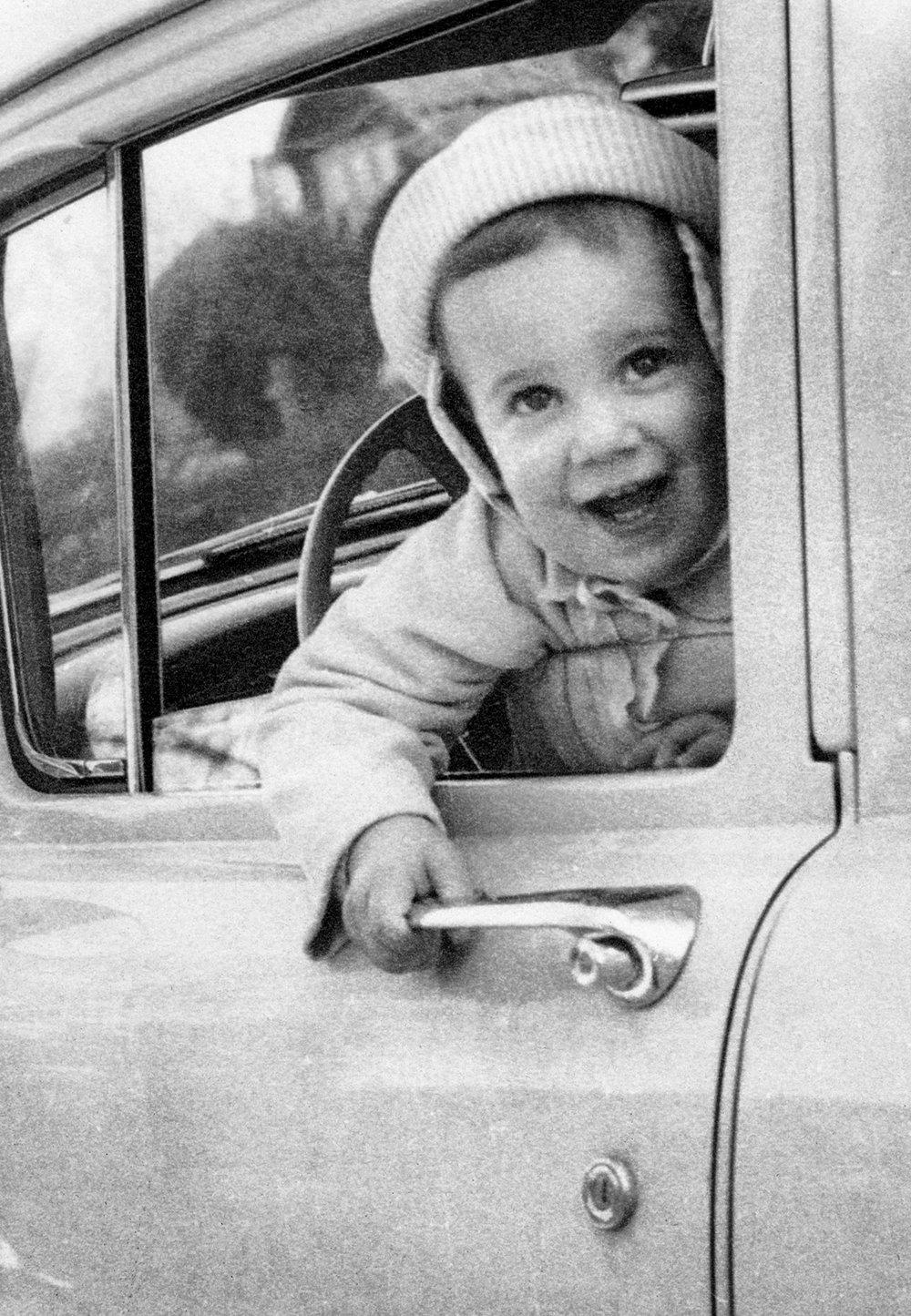 Lee in 1951