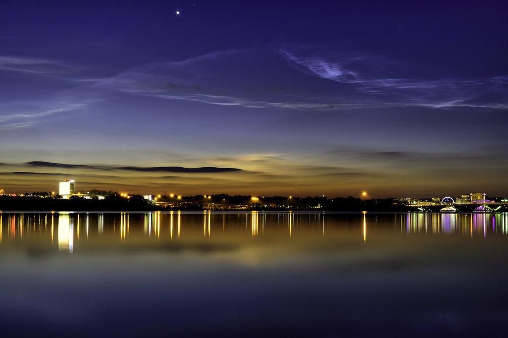 Potomac River, November Morning