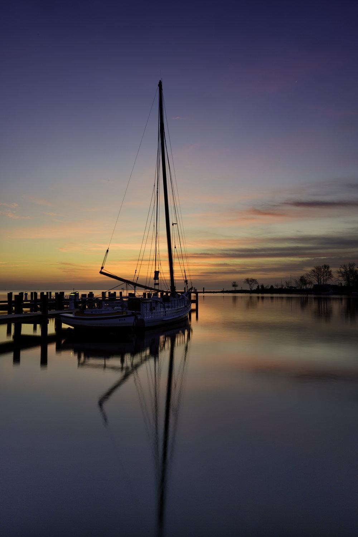 Annapolis, December Sunrise