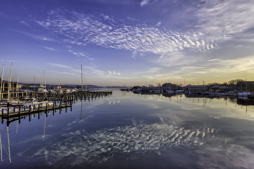 Annapolis, December Morning