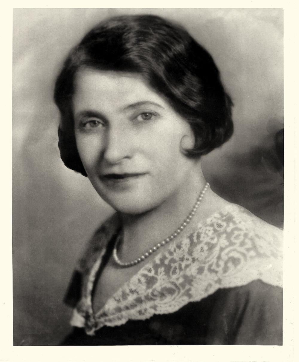 Rebecca Schwartzstein