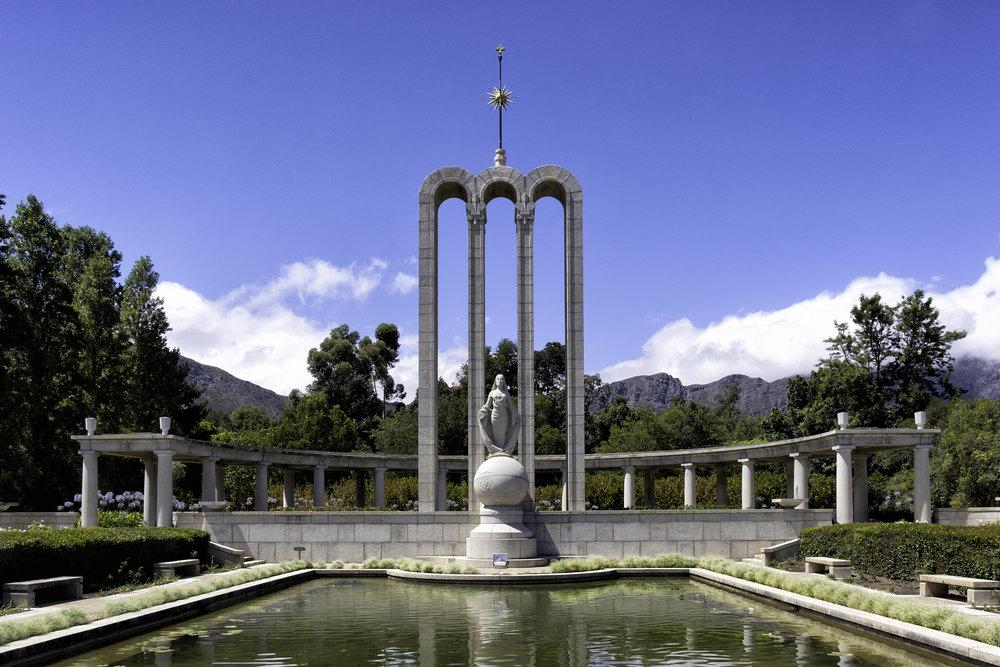 Huguenot Memorial, Franschhoek, SA