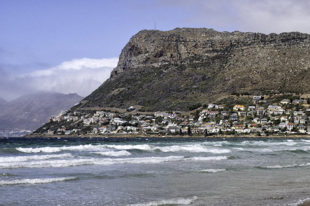 Fish Hoek, Cape Town, SA, February Morning