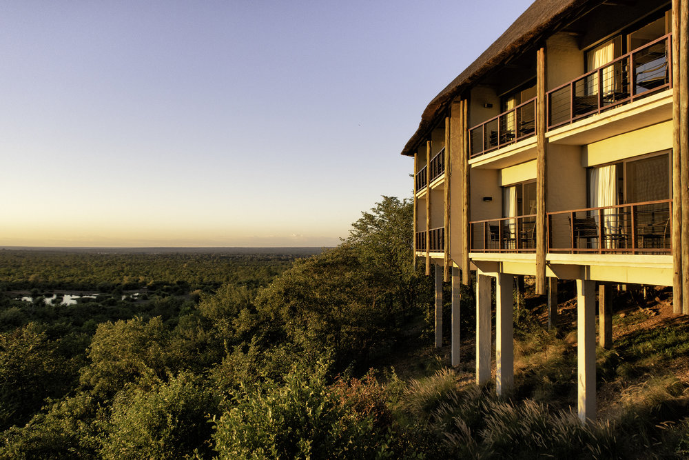 Zimbabwe Safari Club, February Afternoon