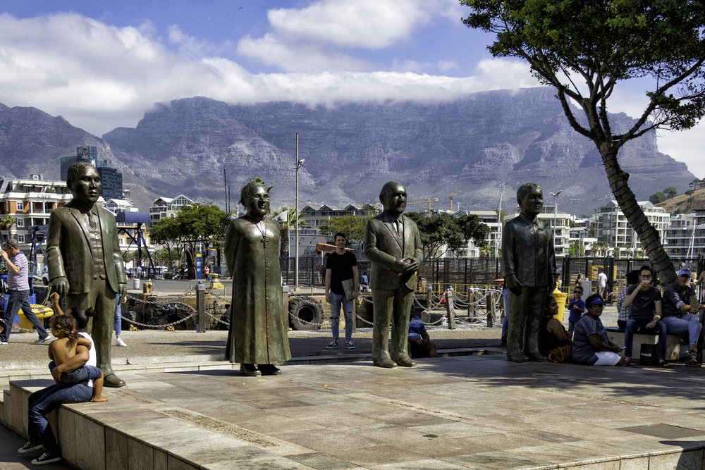 Nobel Square, Cape Town Waterfront