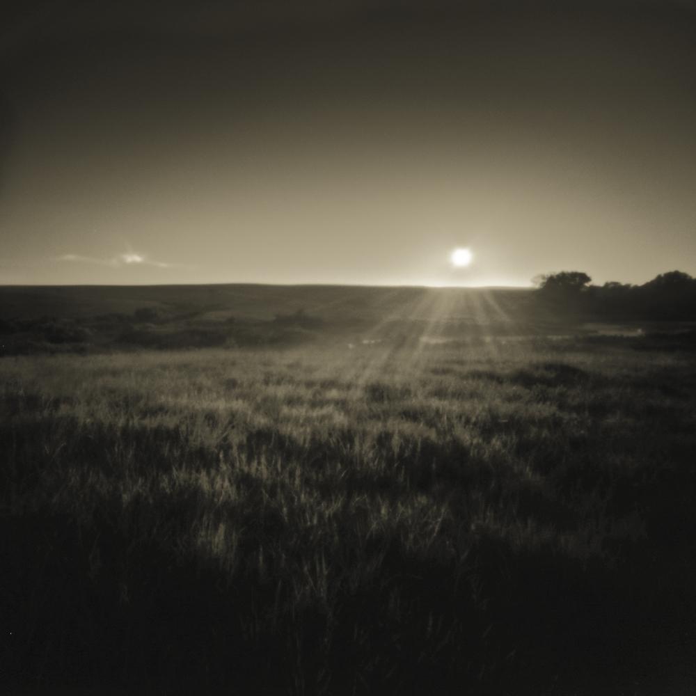 Pinhole Nebraska Landscape Photography, Spring Creek Prairie, Nebraska