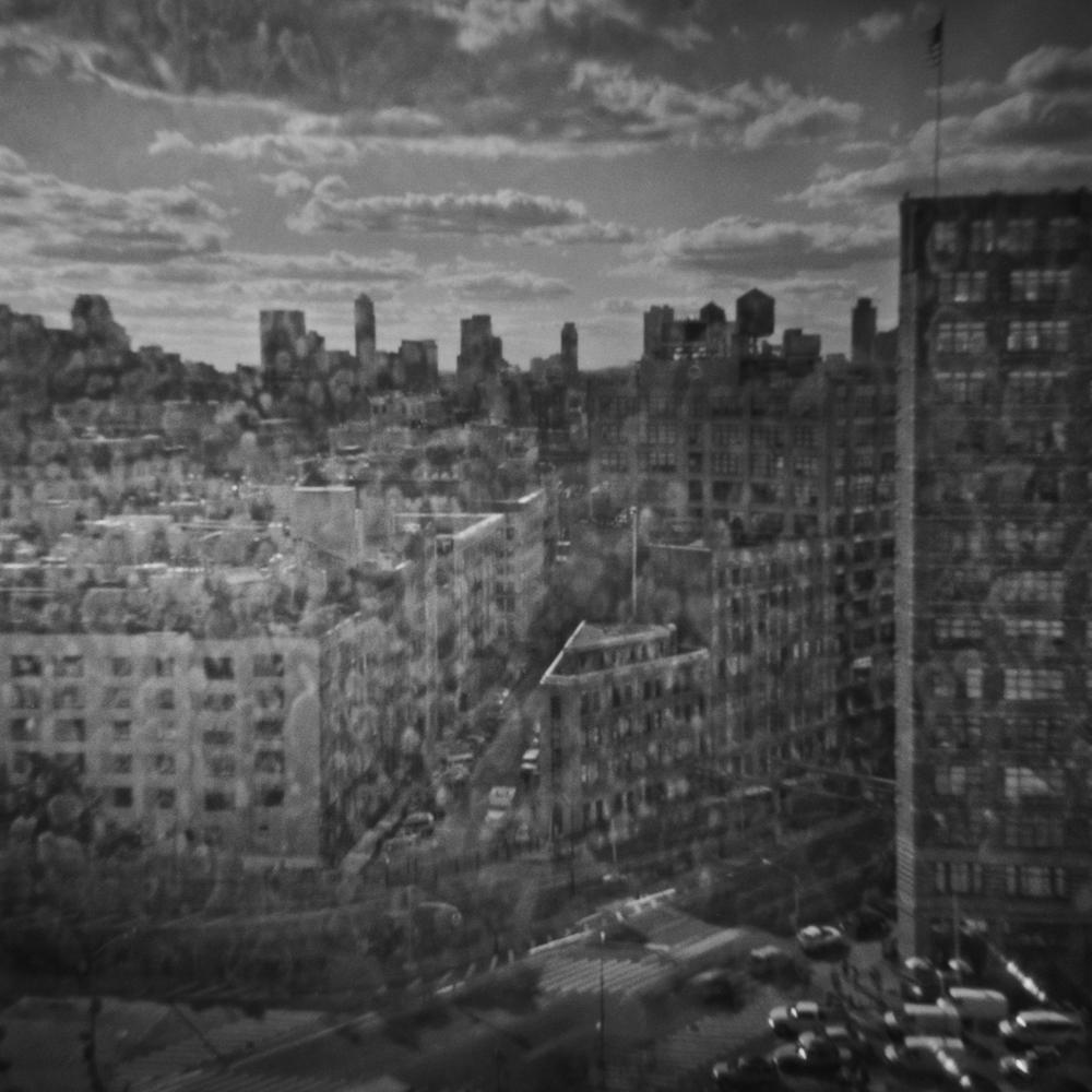 SOHO, NYC, Modern Pinhole Photography