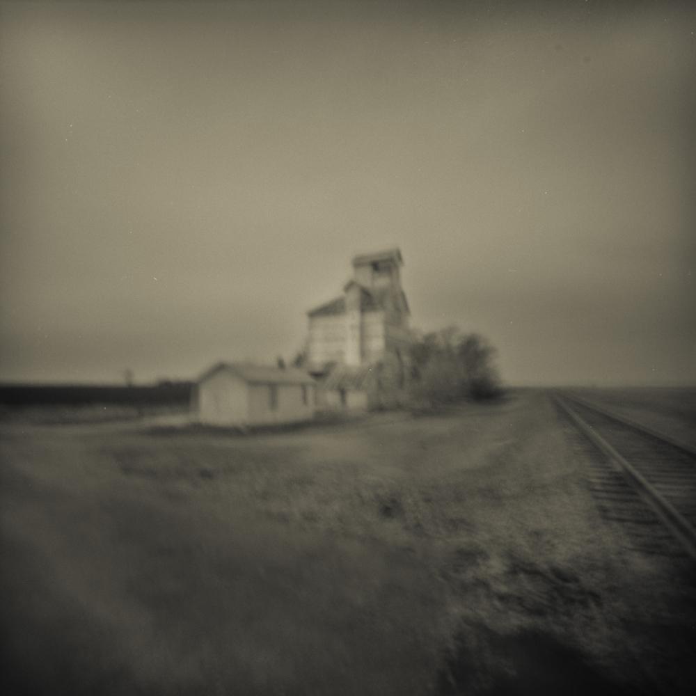 Isolation, Modern Pinhole Photography, Nebraska Landscape Photography
