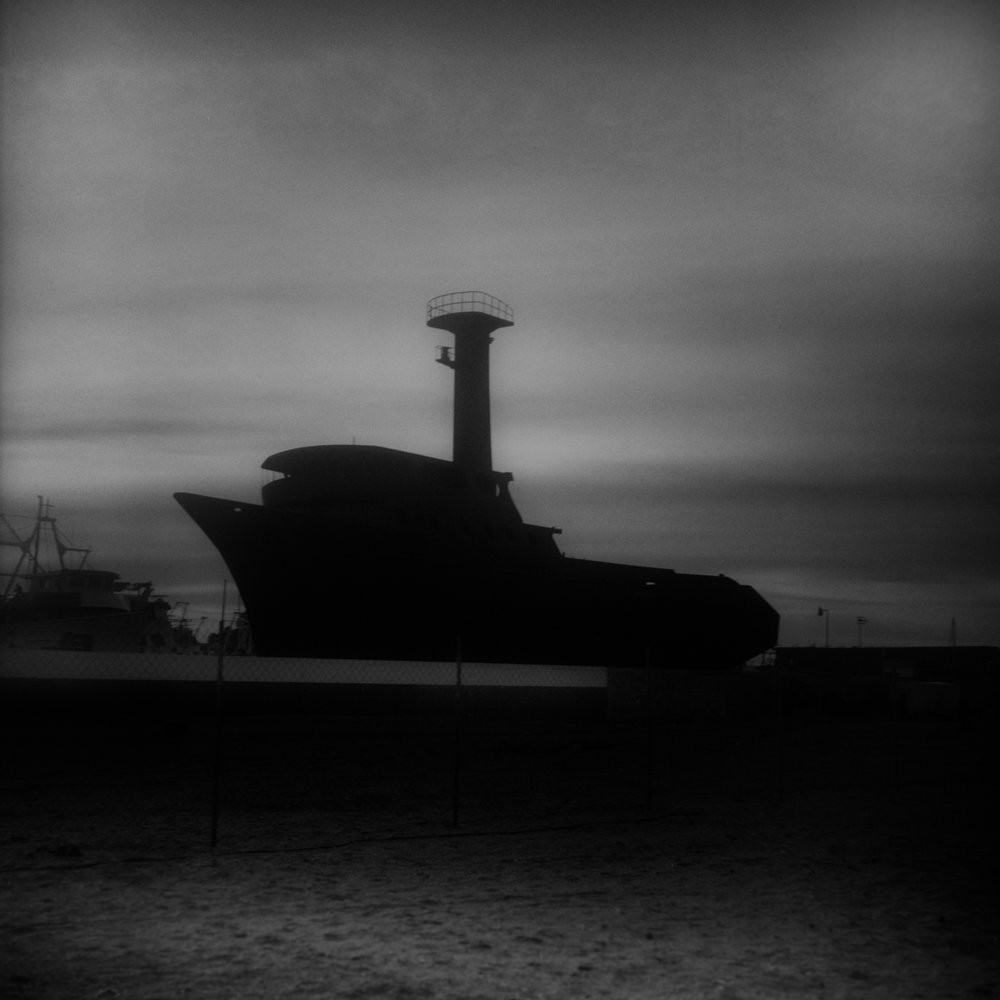 Puerto Penasco, Mexico, Dry Dock First Light