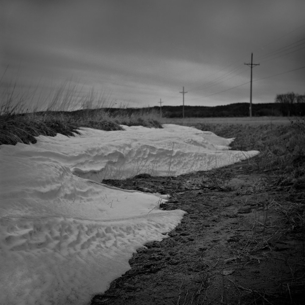 Copy of Ditch Drift, Snow, Nebraska