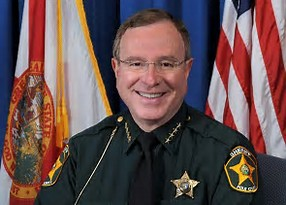 Lunch with Sheriff Grady Judd - Sponsored by Captain J. Connolly