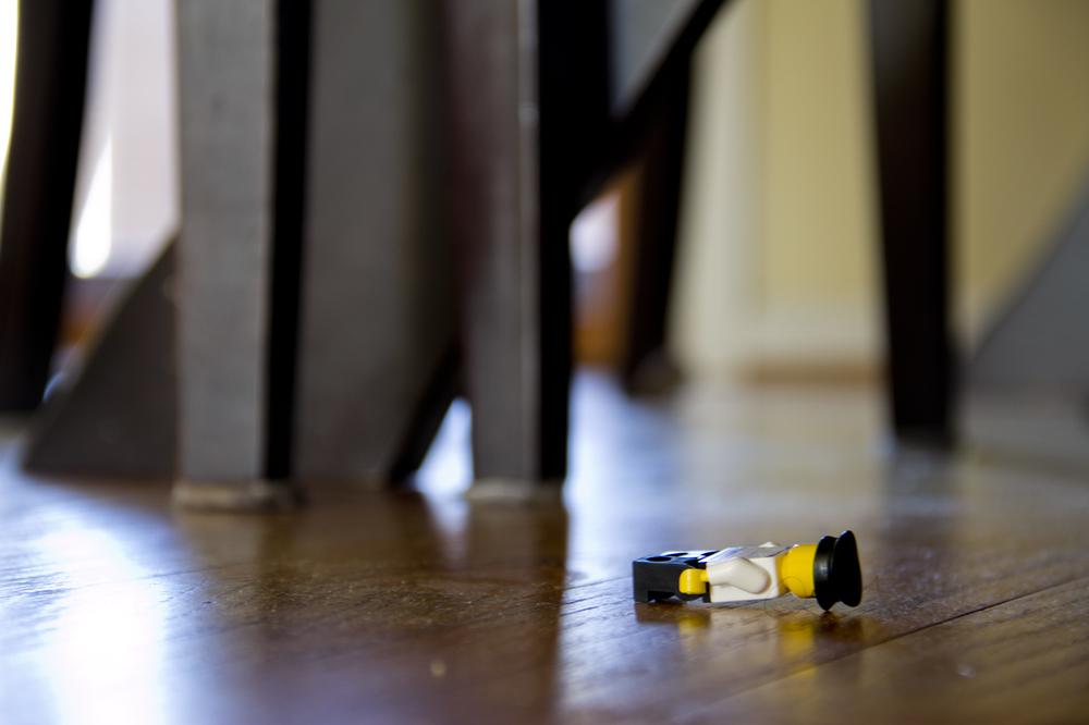 Lego Man Down (2013)