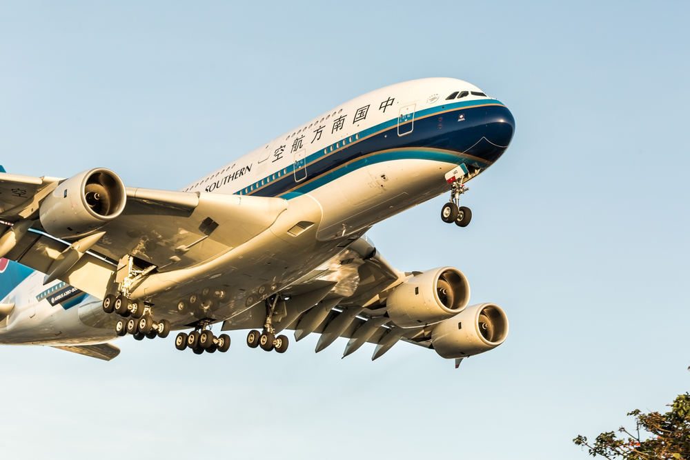 China Southern Airlines Airbus A 380-800 Airbus