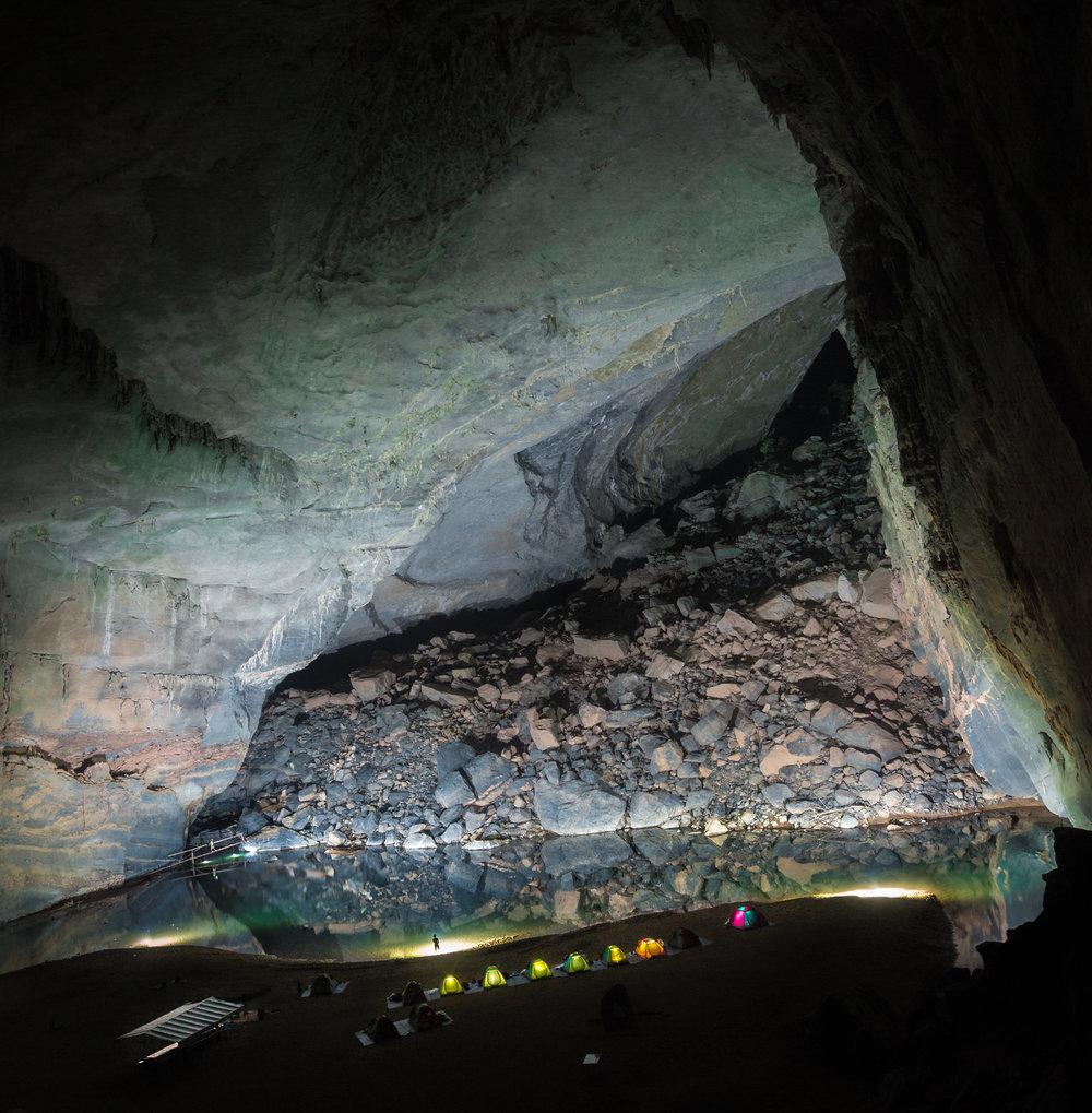 Hang En Cave Vietnam Gregg Jaden