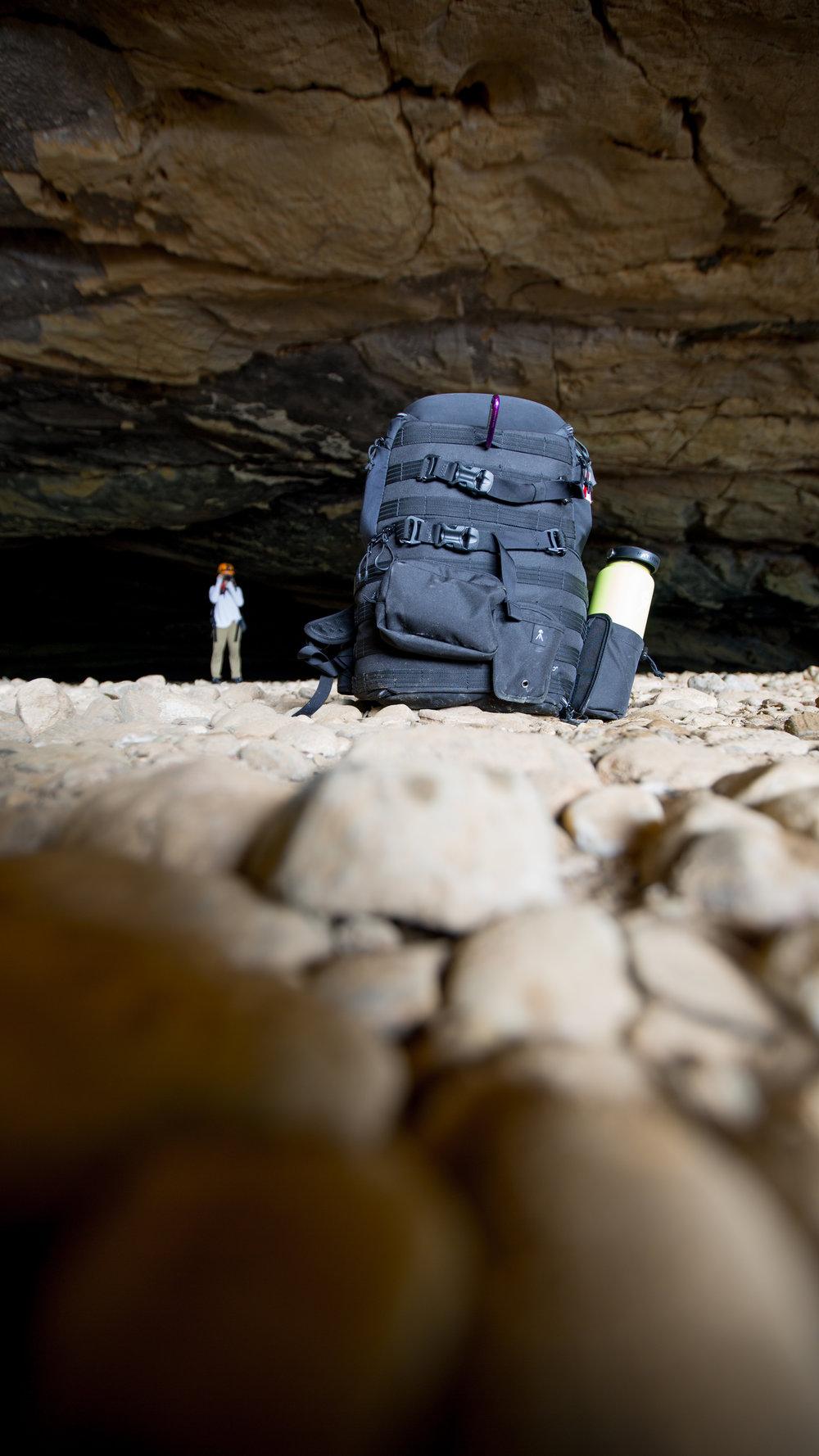 Lowepro Tactic 450 AW Gregg Jaden Hang Son Doong Cave Vietnam