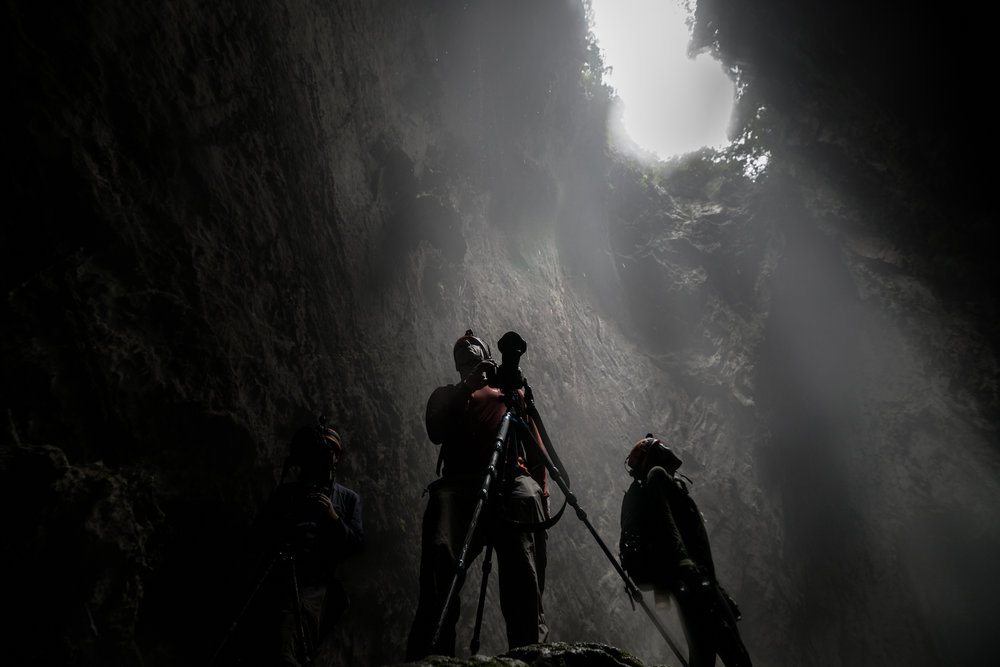 Hang Son Doong BTS Shooting Client Assets