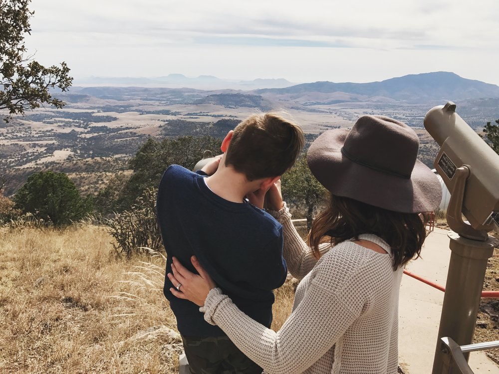 McDonald Observatory Lookout