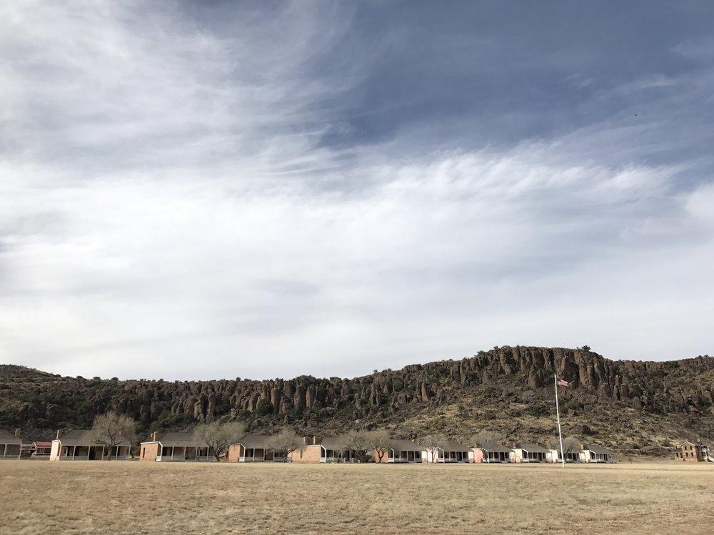 Fort Davis Historical Site