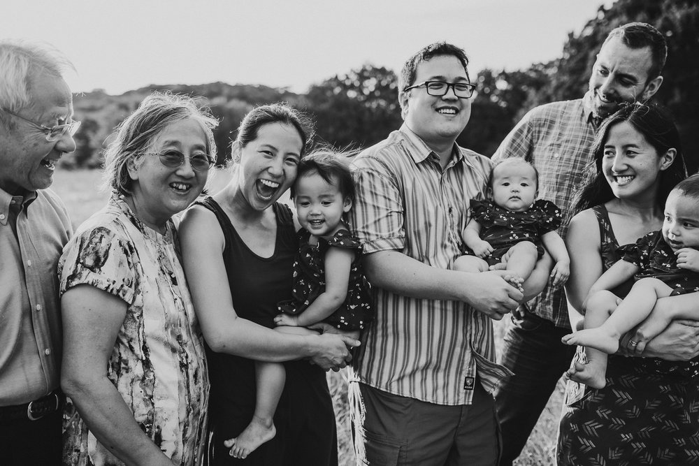 extended family - $1050 plus taxThese sessions include extended family and all combinations of togetherness! Includes 1.5-2 hours of shooting time, all edited images and 5x5 keepsake photo book. Click here to book this session!