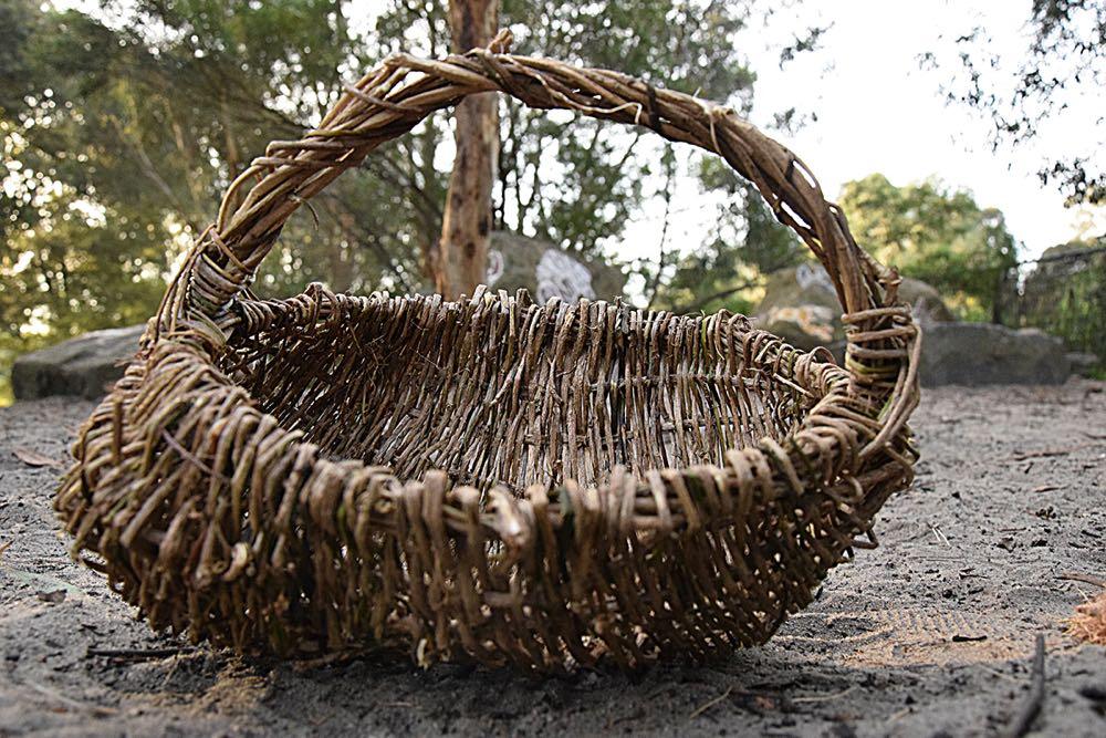 rewilding basket