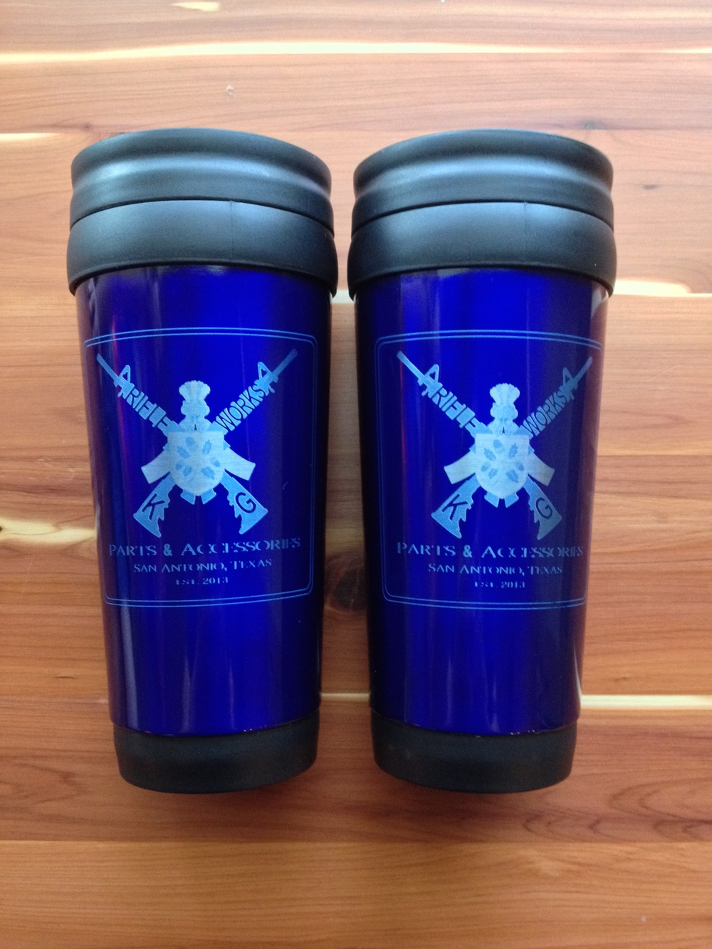 Blue Coffee mugs.JPG