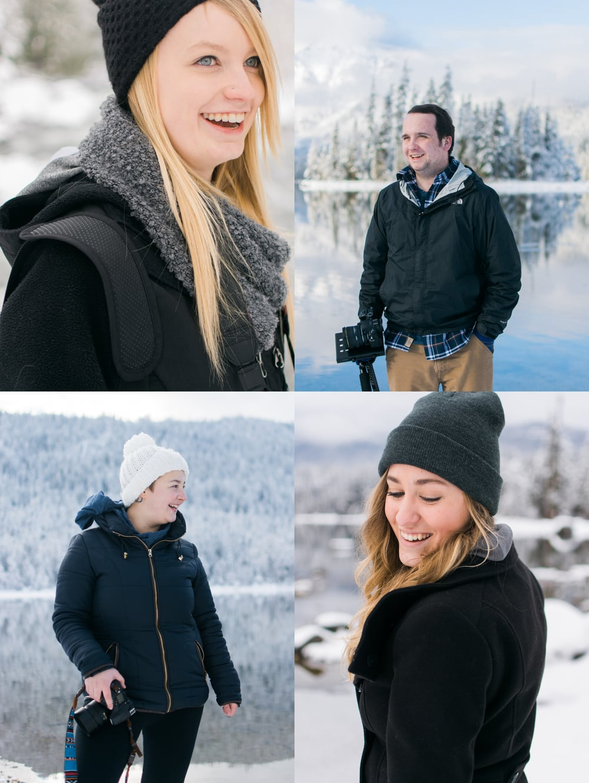 Week 52: Taylor, Colton, Jasmina, & Clare