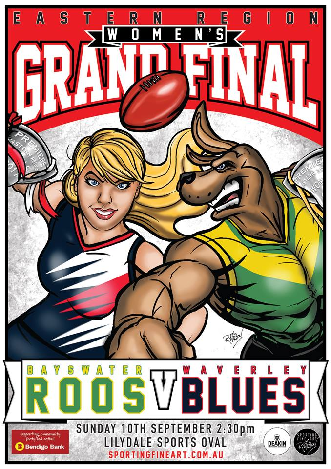 2017 Grand Final Poster