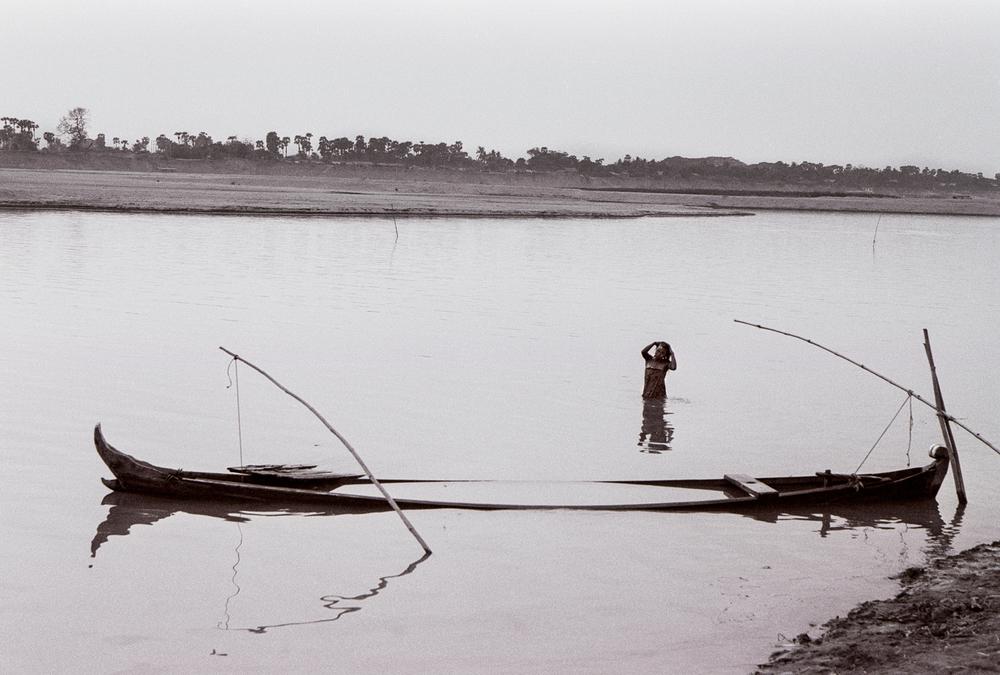 River wash Burma