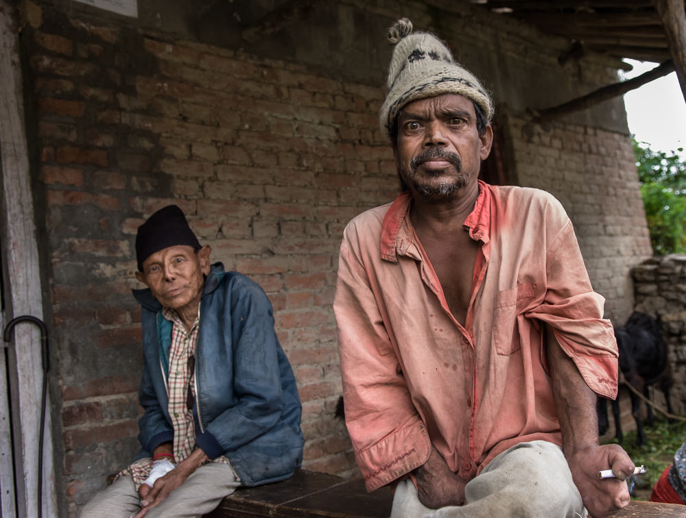 Leprosy Colony Nepal
