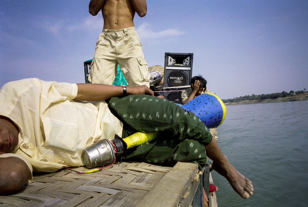 Nat Festival Burma